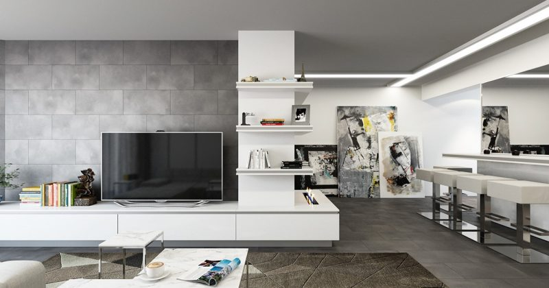 MUEBLES LIVING/TV